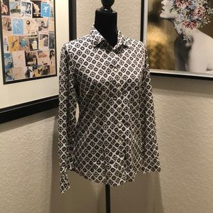 J. Crew Perfect Fit Blouse